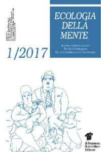 Ecologia della Mente - La rivista del Centro studi Terapia Familiare e Relazionale